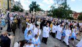 Głównym elementem obchodów Bożego Ciała są procesje eucharystyczne