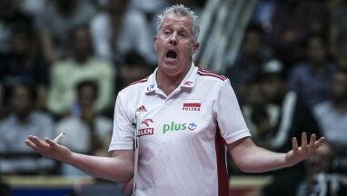 Szef irańskiej siatkówki zaatakował trenera Polaków.