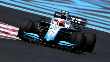 W Williamsie bez zmian. Kubica znów przegrał z kolegą
