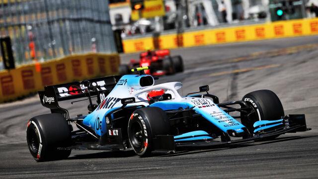 Kolejny start Roberta Kubicy. Grand Prix Francji w niedzielę