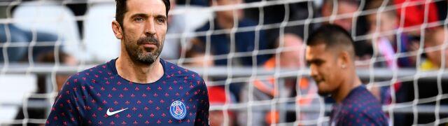 """Buffon nie chciał być rezerwowym w PSG. """"Zrezygnowałem z wielkich pieniędzy"""""""