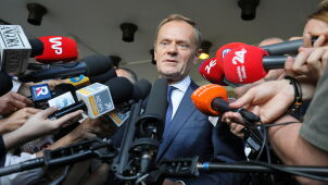 Former Polish PM Donald Tusk was questioned by VAT fraud investigative commission