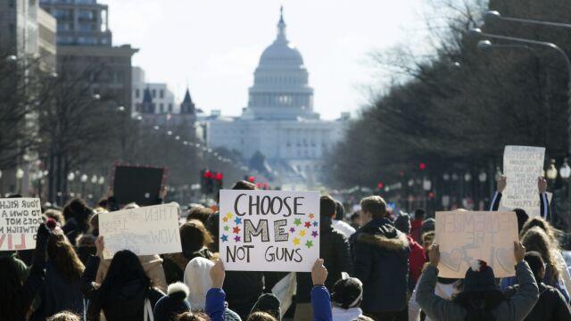 """""""Prawo posiadania broni palnej nie będzie zagrożone"""""""