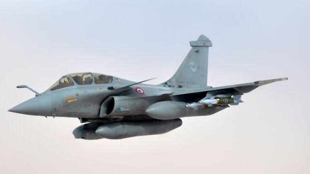 Francuzi pierwszy raz zbombardowali dżihadystów w Iraku