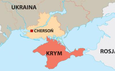 Kateryna Handziuk została zaatakowana w mieście Chersoń