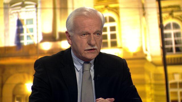 Olechowski: Bardzo urośli nasi przywódcy