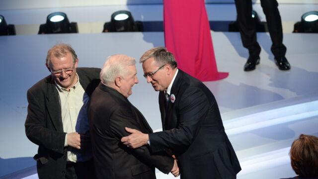 """Lech Wałęsa """"Człowiekiem Wolności"""""""