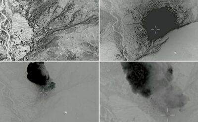 """Eksplozja """"matki wszystkich bomb"""" w Afganistanie"""