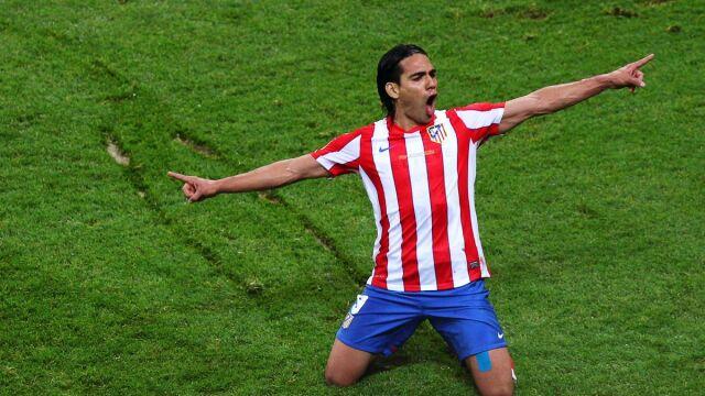 Atletico nokautuje Basków!  Europa u stóp Falcao
