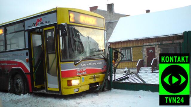 Autobus Rozjechal Dziecko