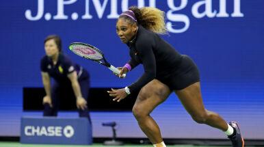 Serena Williams królową półfinałów. Pięć najlepszych akcji 11. dnia US Open