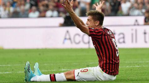 Piątek wśród największych rozczarowań ligi włoskiej