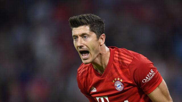 """Dyrektor Bayernu pouczył Lewandowskiego. """"Myślę, że zrozumiał"""""""