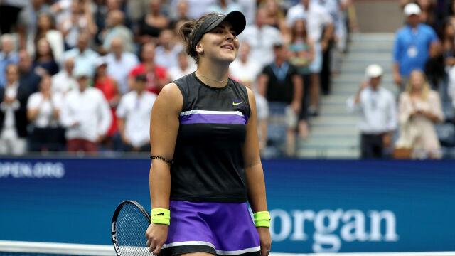 Piękny sen się ziścił. Bianca Andreescu mistrzynią US Open