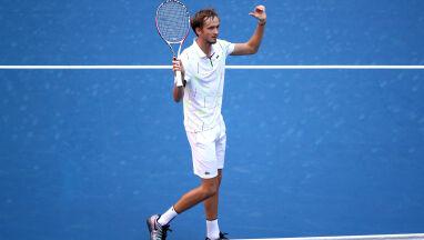 Pierwszy rosyjski tenisista w finale wielkiego szlema od 14 lat