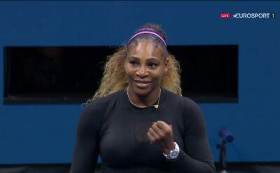 Serena Williams awansowała do finału US Open