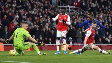 Koszmarne derby Arsenalu. W kilka minut stracił wygraną