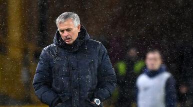 Smutne święta Mourinho.