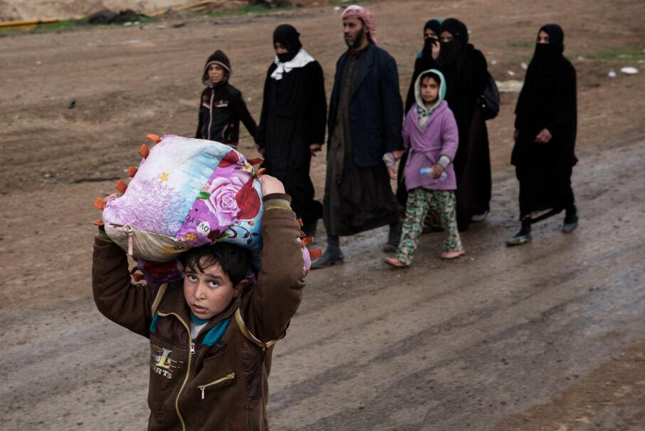 Koniec z nową falą uchodźców