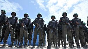 Bojownicy napadli na żeńską szkołę. Armia uratowała 76 uczennic