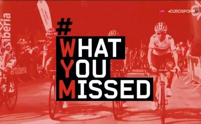 Najważniejsze wydarzenia 21. etapu Vuelta a Espana
