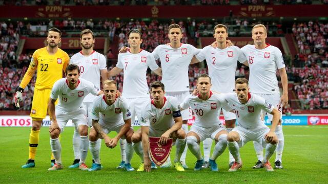 Najniżej od Euro 2016. Polacy spadli w rankingu FIFA