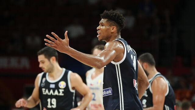 Grecka tragedia. Najlepszy koszykarz NBA wyleciał z mistrzostw świata