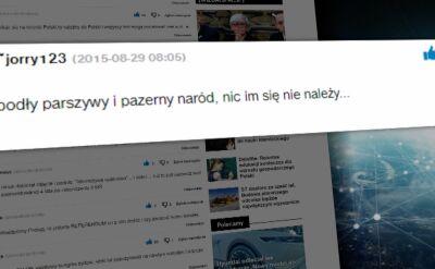 Prokuratura odkryła, że sędzia Jarosław Dudzicz jest autorem wpisu o Żydach