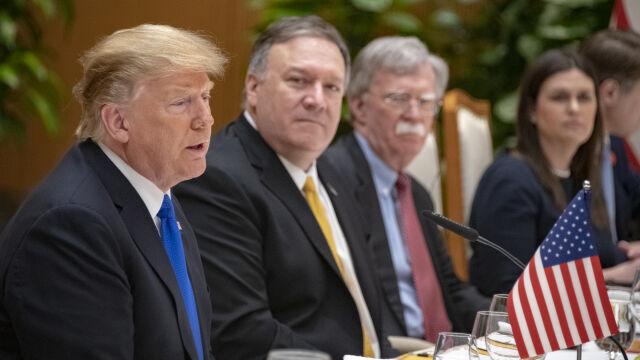 Pompeo: odejście Boltona nie zmieni polityki zagranicznej