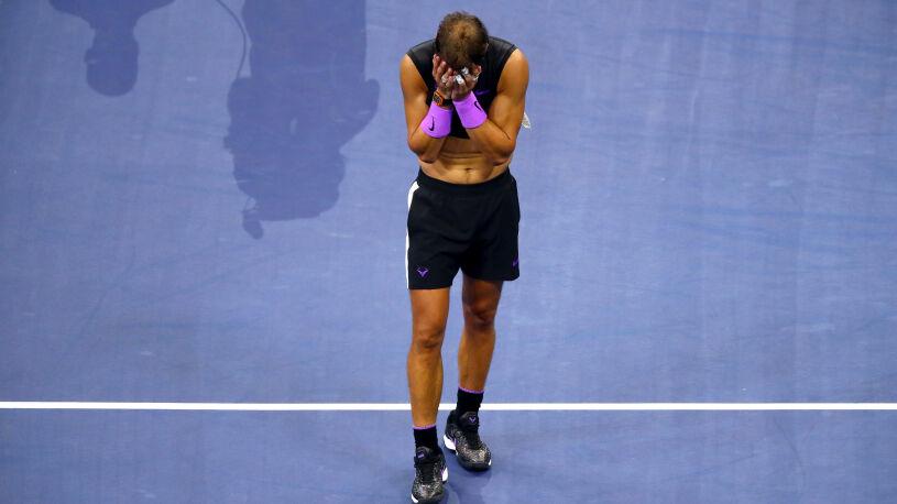 """Nadal zrezygnował z US Open, ale innych namawiać nie zamierza. """"Mają problemy i chcą zarobić"""""""