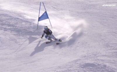 Gąsienica-Daniel 3. w salomie gigancie w Winter Games