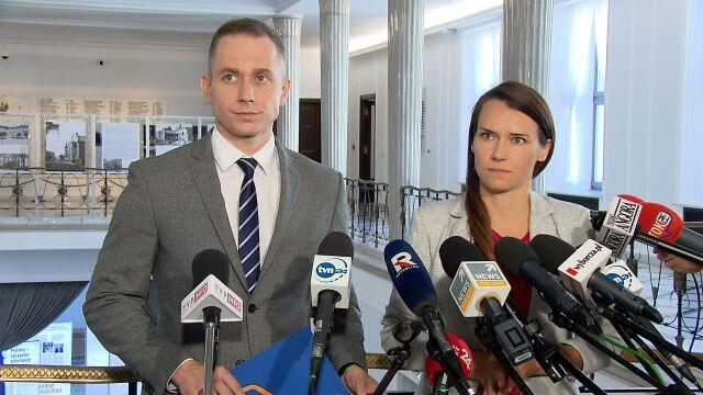 Koalicja Obywatelska wnioskuje o dokończenie posiedzenia Sejmu w ciągu 10 dni