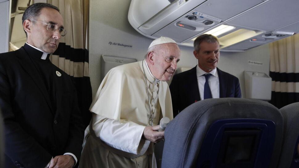 Papież: Niektóre wystąpienia przypominają Hitlera z 1934 roku. Ten refren jest w Europie