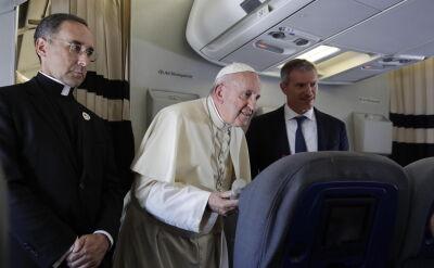 Papież: Ksenofobie często korzystają z tak zwanych populizmów politycznych