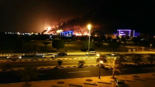 Oskarżają Iran o atak na rafinerie. Gwardia Rewolucyjna: bazy USA są w naszym zasięgu
