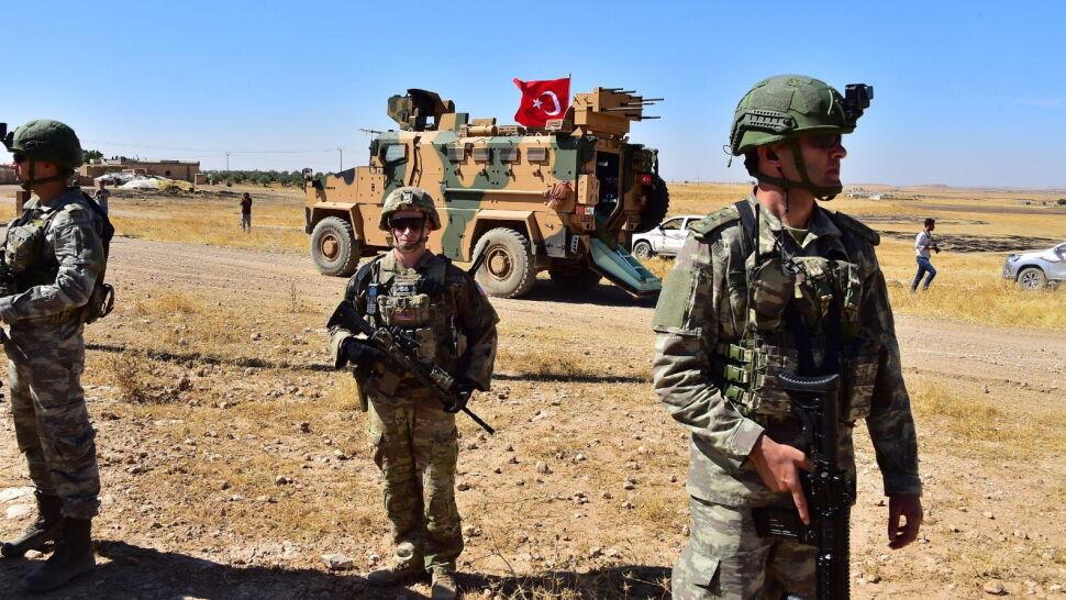 """Turcy na wspólnych patrolach z Amerykanami. """"To, czego my chcemy, i o czym myślą oni, to różne rzeczy"""""""