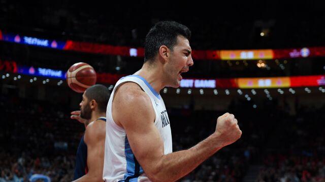 Kolejny popis koszykarzy Argentyny. Do finału wprowadził ich 39-letni weteran