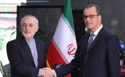 Wizyta szefa MAEA w Teheranie