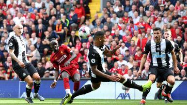Liverpool w porę się obudził. Kapitalna seria trwa