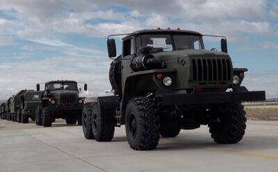 Do Turcji przybywają kolejne partie rosyjskiego sprzętu wojskowego