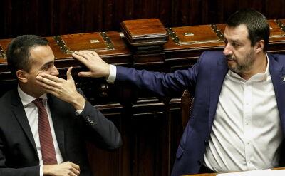 Tarcia we włoskiej koalicji rządowej