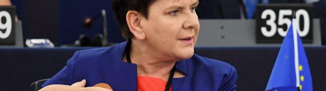 Szydło znów przegrała głosowanie  w europarlamencie