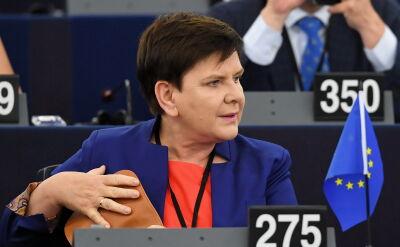 Beata Szydło przegrała głosowanie na szefa komisji w PE