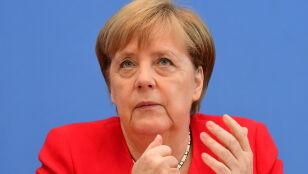 Merkel podziękowała m.in. Polakom za wkład  w zjednoczenie Niemiec