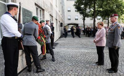 Uroczystości z okazji 75. rocznicy zamachu na Hitlera