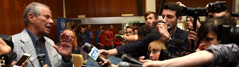 Ostateczny upadek jednej z najbardziej kontrowersyjnych postaci włoskiej piłki