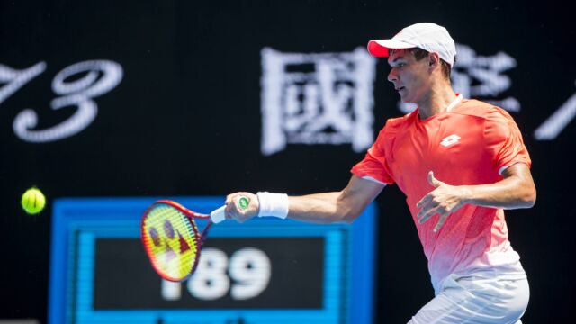 Kolejny Polak puka do bram pierwszej setki rankingu tenisistów