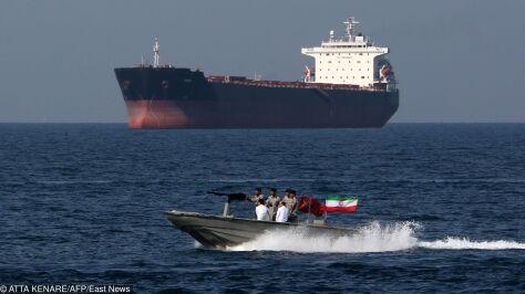 Irańska telewizja: Gwardia Rewolucyjna przechwyciła tankowiec z Emiratów
