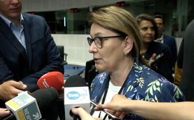 Beata Mazurek o odrzuceniu kandydatury Beaty Szydło