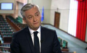 Robert Biedroń: to dzięki Wiośnie Beata Szydło nie została wybrana na stanowisko w Parlamencie Europejskim